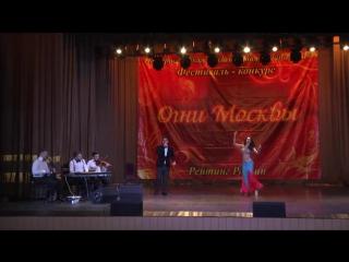 Русинова Юлия 'Огни Москвы'