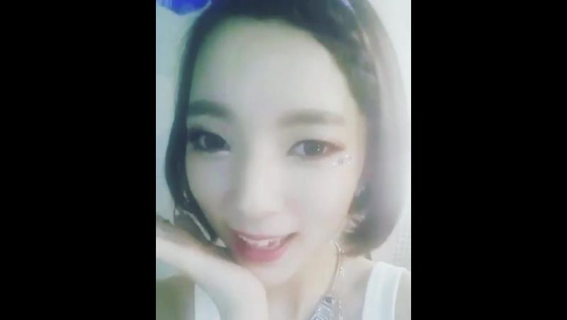 [Instagram Jini] Видео YamYam