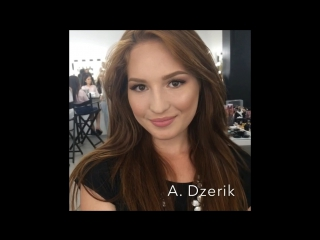 Makeup by Aleksandra Dzerik. Свадебный макияж