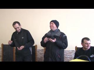 Зимняя рыбалка- мастер-класс с чемпионами. О рыбалке всерьёз видео 306  HD.