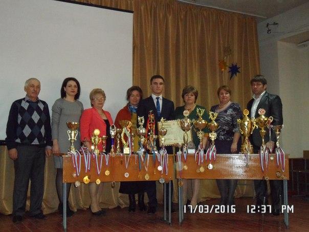 В станице Зеленчукской чествовали чемпиона Евразии