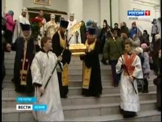 Православные христиане отметили праздник Архангела Михаила (ГТРК