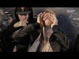 Русские клипы глазами MACHINE GUN KELLY (MGK) (Видеосалон №53) — Till i die (Cover by Wildways)