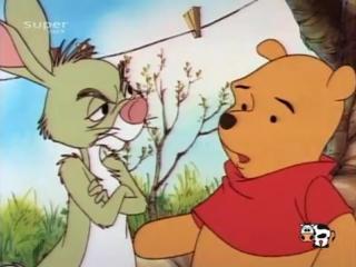 Винни Пух Дисней мультик - Отнимают великий мед - мультфильмы для детей