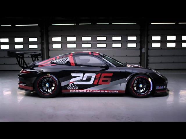 Porsche Carrera Cup Asia Season 2016