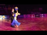 Francesco Galuppo - Debora Pacini   Final Slow Fox   Finland Open 2016 Grand Slam
