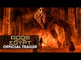 Gods of Egypt (2016 Movie - Gerard Butler) Official Trailer The Journey Begins