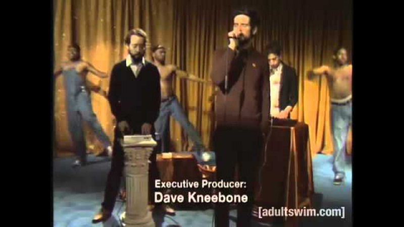 The eric andre show - devendra banhart and the funky bunch