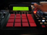 Akai MPC 2500 Beat. DJ Hellfire. Pro Tools 8 + Reason 4. Studio session