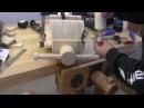 Как сделать настольные деревянные тиски своими руками для столярного верстака ...