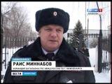 В Нижнекамске сотрудник ГИБДД на личной машине задержал угонщиков