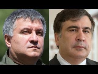 Гнида и вор #аваков и его хозяин дрищ #яценюк раскрывают свое истинное