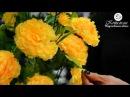 Искусственные цветы в магазине Kvitu! № 515 Букет гвоздика большая, 75 см.
