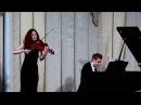 "George Enescu ""Concert Piece"" Soloists: Elizabeth Suryeva Ivan Moliboshko"