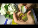 Молды вогнутые Мастер Класс от Риты Часть 1 Molds for flowers MK by Rita Part 1