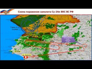 Турция и НАТО заранее спланировали атаку на самолет Су-24 в Сирии