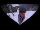 Видео - селфи на горнолыжке ИВАН - ГОРА