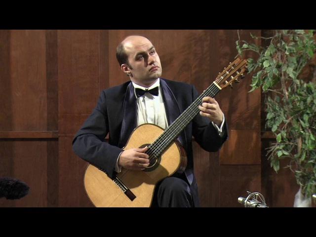 Rovshan Mamedkuliev - Five Bagatelles - Stagione Internazionale di chitarra classica Lodi