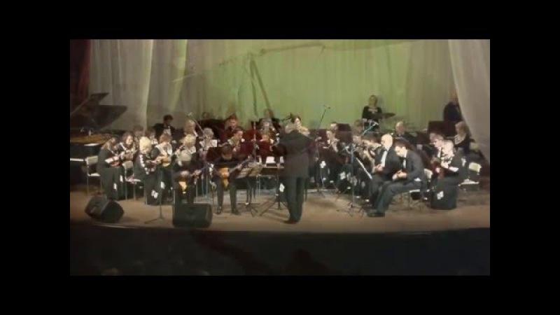 А. Марчаковский Полет (Концертный дуэт Другой мир)