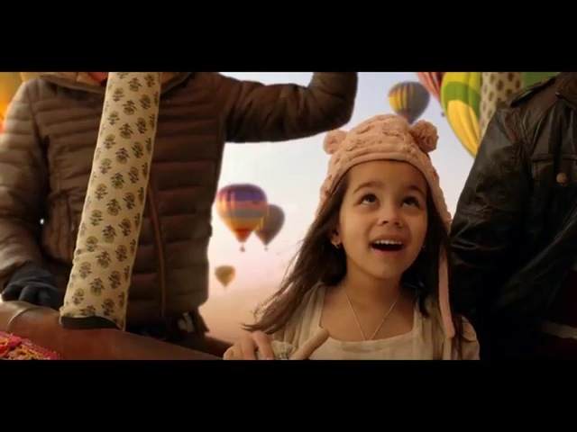 Rajasthan Tourism New Ad Campaign - Rajasthan through Meera's eyes - Meerasthan