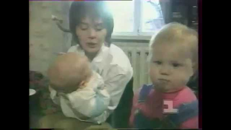 Валерия о спорте и детях (МузОБОЗ) 1994