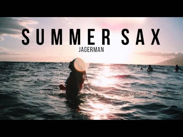 Summer Sax Melodic Saxophone Deep House Summer Mix