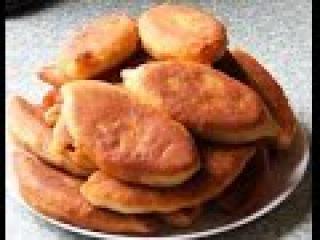 как приготовить легкие пирожки на кефире без дрожжей