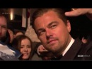 Leonardo DiCaprio & Kate Winslet at BAFTA Film Awards 2016