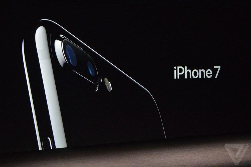 Вот вы тут сидите, а та #iphone7 новый вышел... мало того, еще и #iphone7plus вышел... ну теперь заживем...