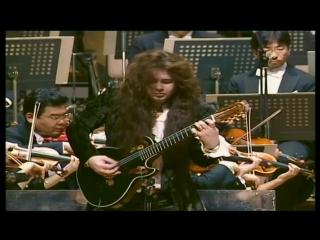 Ингви Мальмстин (Prelude to April & Toccata )в сопровождении Японского филармонического оркестра