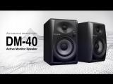 Pioneer DM-40 - 4 активные мониторы для домашней студии