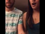 парень и девушка поют [V/M]