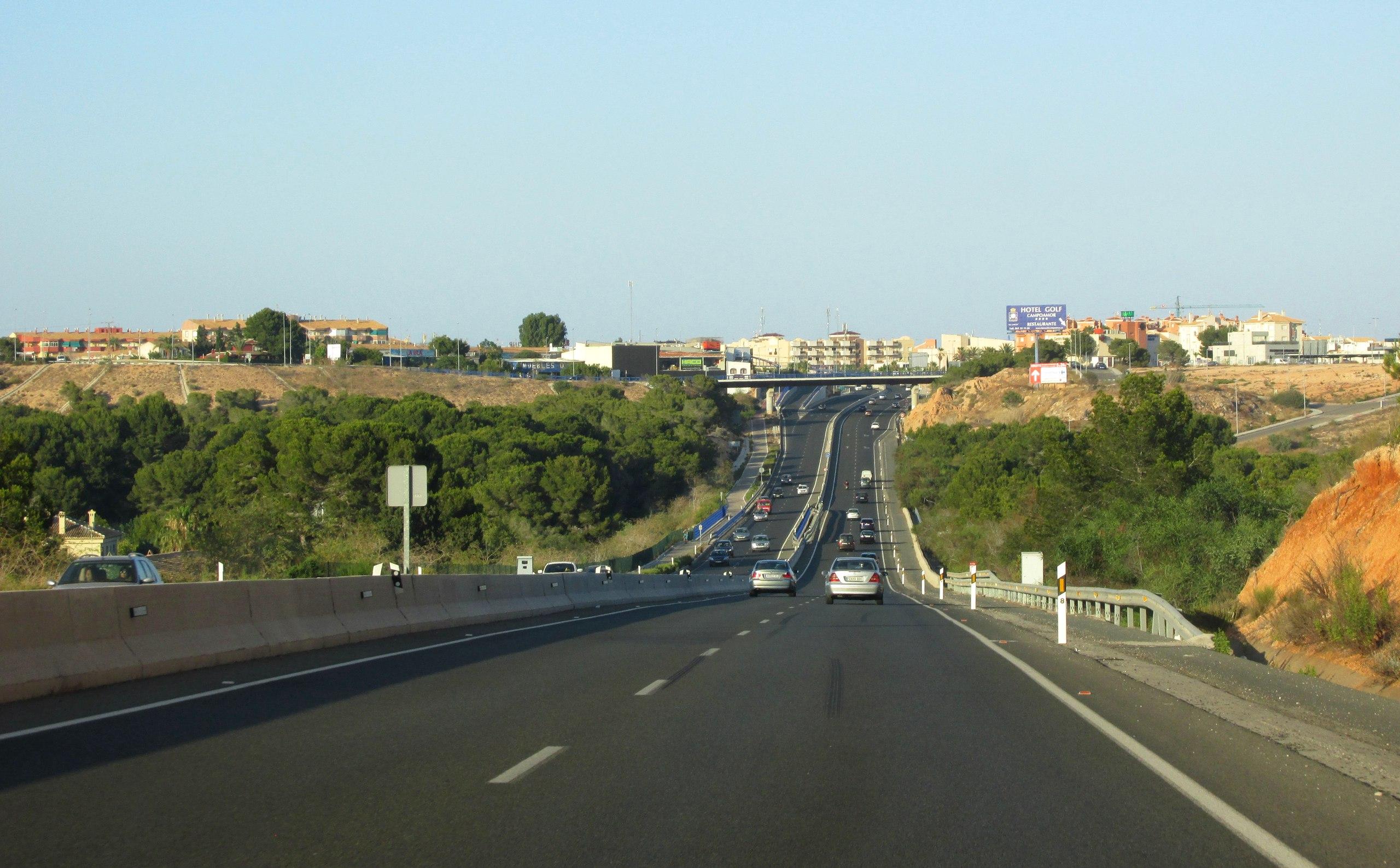 схема реконструкции носовихинского шоссе