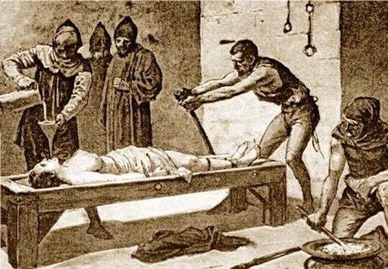 Методы пыток в сексе