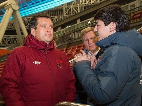 """Президент """"Рубина"""": сказал Набиуллину, что сначала выиграем с ним Лигу Европы, а потом пусть уходит в топ-клубы"""