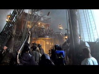 Пираты Карибского моря На странных берегах/Pirates of the Caribbean: On Stranger Tides (2011) Немецкий промо-ролик
