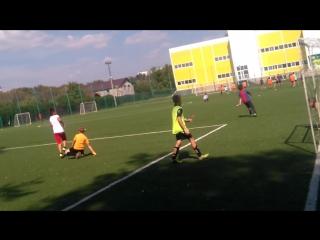 Мой первый гол в ПИФ