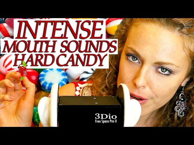 ASMR Massage Psychetruth - Звуки рта конфета женский шёпот звуки сУшкаНаУшко плямканье
