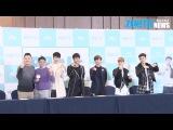 [15.12.2015] [Z현장영상] Kim Min Jae на пресс-конференции шоу