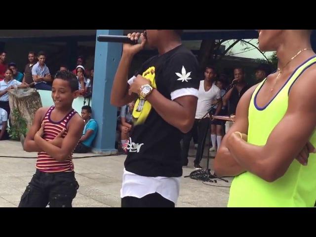 REGGAETON CUBANO 2016 - LO MAS RECIENTE - D - PIKIRI EL PARTIDARIO - EN VIVO