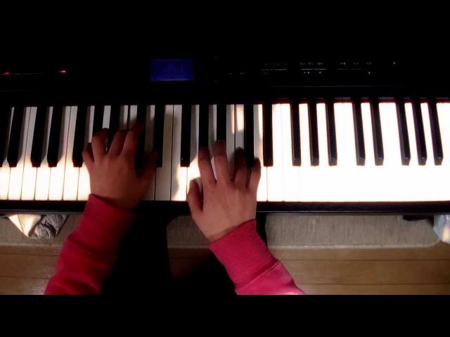 Innocent 【空から降ってきた少女/天空の城ラピュタ】 Piano Solo