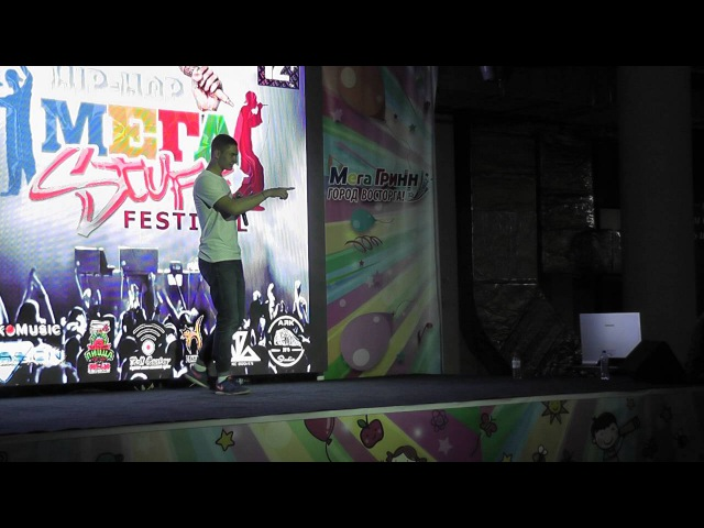 2 ТУР Hip-Hop MEGA STUFF Festival | МегаГРиНН