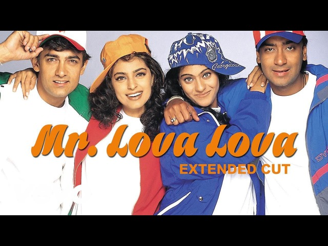 Ishq - Mr. Lova Lova Video   Aamir Khan, Kajol, Ajay, Juhi