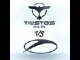 Armin Van Buuren vs Tiesto (A State Of Trance vs Tiesto's Club Life)