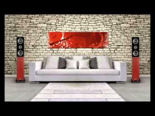 Акустика Audio Physic в интерьере. High End из Германии.
