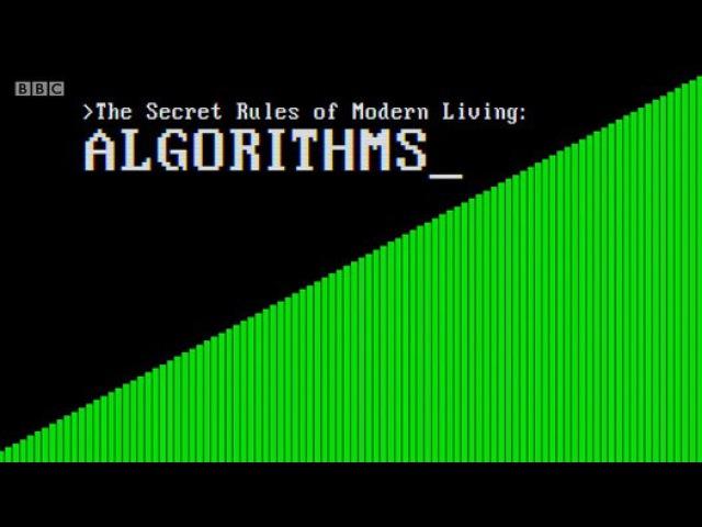 BBC Тайные правила современной жизни Алгоритмы The Secret Rules of Modern Living Algorithms 2015 HD Видео Dailymotion