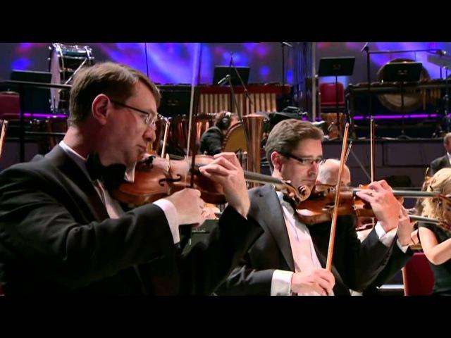 Bernard Herrmann - Psycho Suite - BBC Proms 2011 (HD)