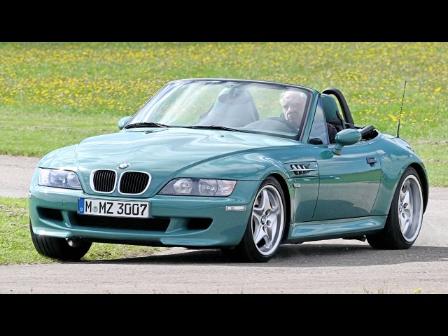 BMW Z3 M Roadster Worldwide E367 '09 1996 05 2002