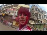 Путешествие по золотому треугольнику Индии(Дели, Джайпур, Агра, Варанаси-Холи)