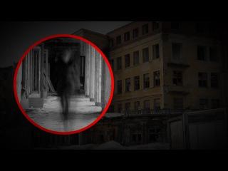 Страшные Истории от Гробовщика - Случай в Заброшенной Больнице